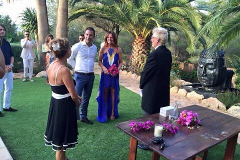 Non Religious Wedding.Weddings Ibiza Wedding Celebrant Non Religious Wedding Ceremonies