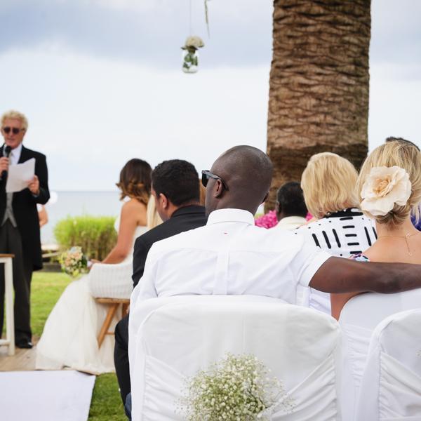 Non Religious Wedding.Zoe And Christian Ibiza Wedding Celebrant Non Religious Wedding